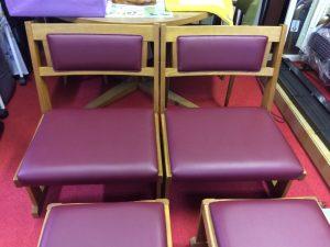 三晃家具 椅子修理