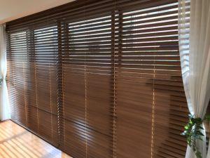 三晃家具 木製ブラインド